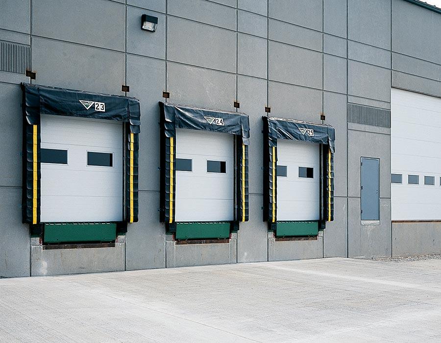 commercial garage door installation & maintenance