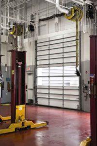 Commercial Garage door repairs and maintenance