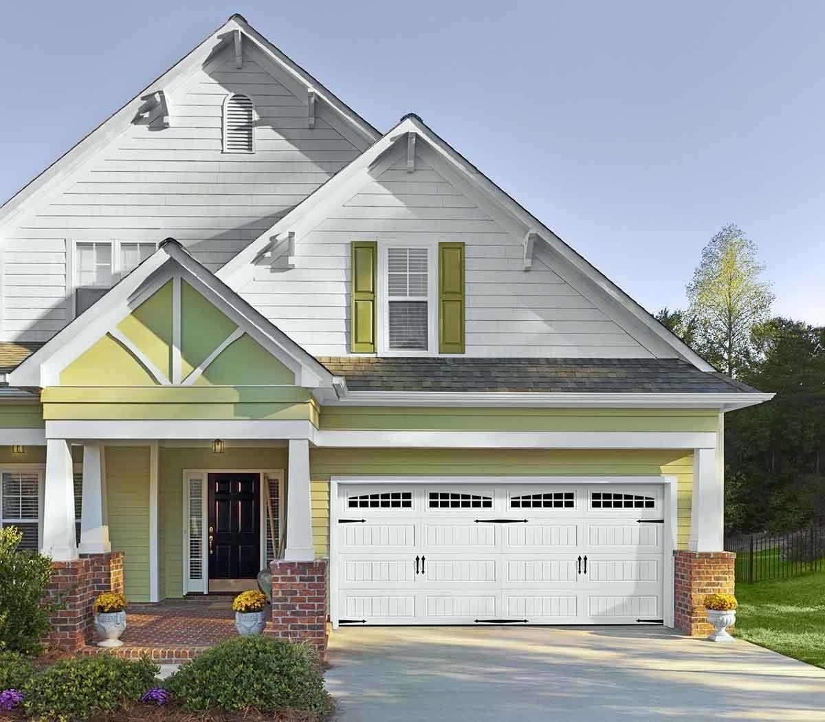 Brilliant Garage Am Haus Beste Wahl Residential Door And Door Opener Installation |