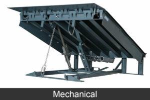 All Seasons Dock Leveler Mechanical